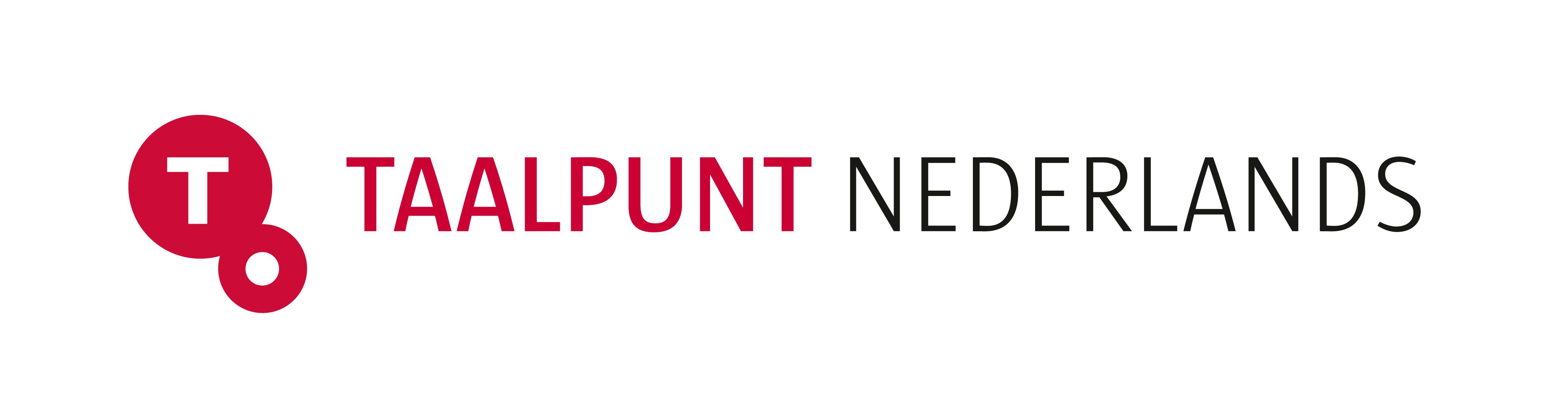 Taalpunt Nederlands logo