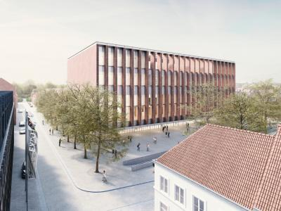 Bruges to build new trade fair and convention centre in the heart of the historical city