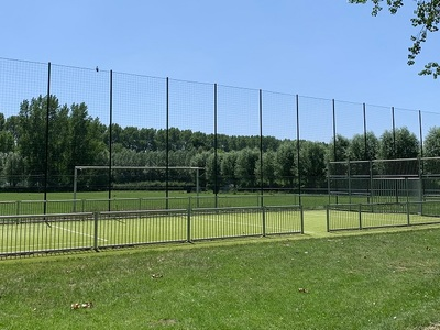 Koolkerke krijgt mini-pitch in sportpark
