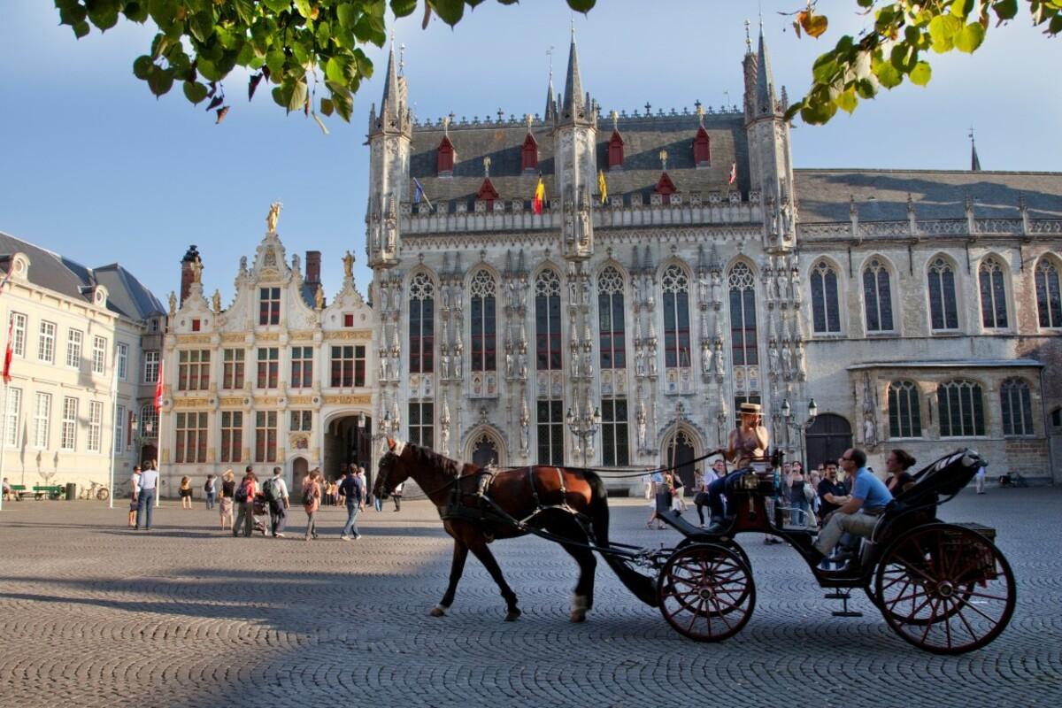 Toerismecijfers Brugge 2018: 2,5 miljoen overnachtingen en ...