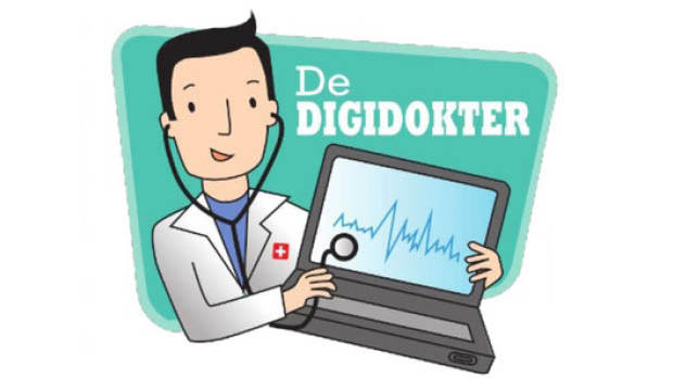De Digidokter: ICT-helpdesk in de bib