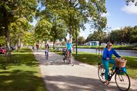 Kroenkelen (tijdens Autoloze Zondag) - Stad Brugge