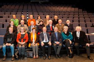 Leden van de Stedelijke Cultuurraad