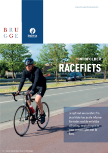 infofolder racefiets 2016