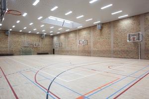 sportzaal Sint-Leocollege